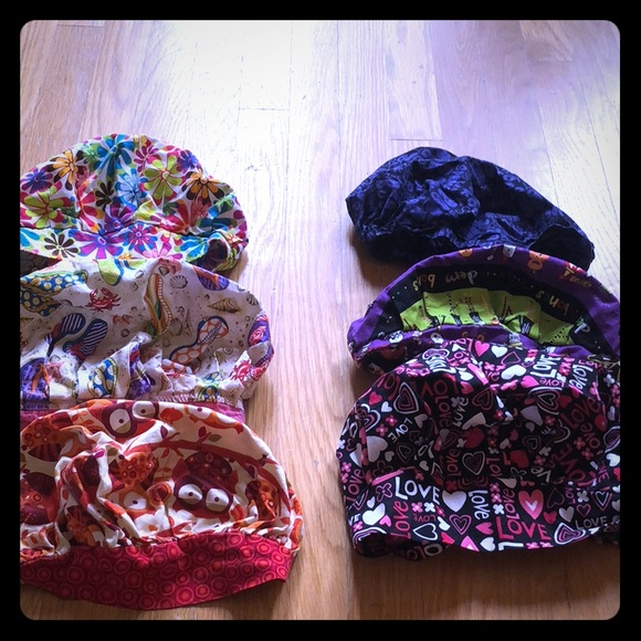 f7675abce0d5a Accessories - EUC Handmade Bouffant Style Surgical OR Scrub Hats